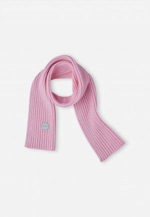 Шарф Nuuksio Розовый Reima. Цвет: розовый