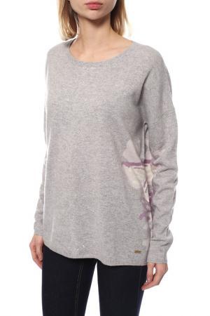 Пуловер Bogner. Цвет: серый