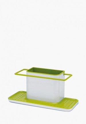 Подставка для кухонных инструментов Joseph Caddy. Цвет: зеленый