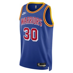 Джерси Dri-FIT НБА Swingman Golden State Warriors Classic Edition: Year Zero - Синий Nike