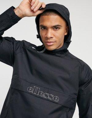 Черная куртка-пуловер Ragusan-Черный ellesse