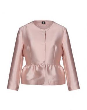 Пиджак 1-ONE. Цвет: розовый