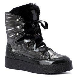 Ботинки 6166 темно-серый ANTARCTICA