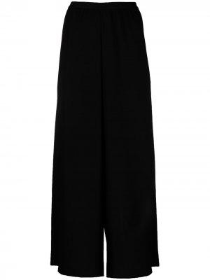 Укороченные брюки широкого кроя Antonio Marras. Цвет: черный