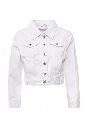 Куртка джинсовая Urban Bliss. Цвет: белый