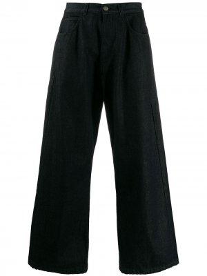 Расклешенные джинсы Société Anonyme. Цвет: синий