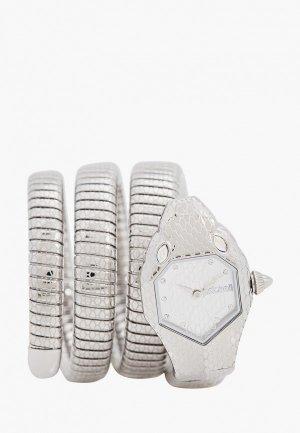 Часы Just Cavalli. Цвет: серебряный