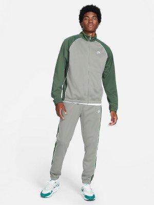 Костюм мужской Sportswear, размер 50-52 Nike. Цвет: серый