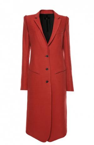 Пальто L.G.B.. Цвет: красный