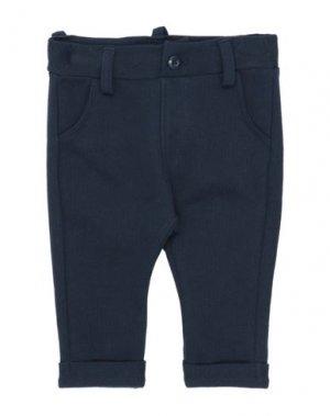 Повседневные брюки NAME IT®. Цвет: темно-синий