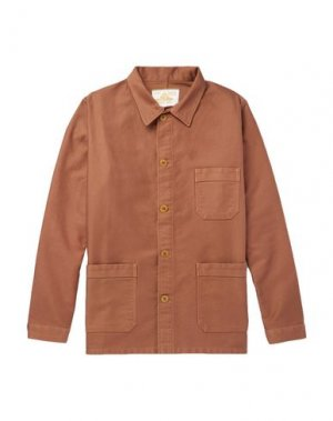 Куртка LE MONT ST MICHEL. Цвет: оранжевый