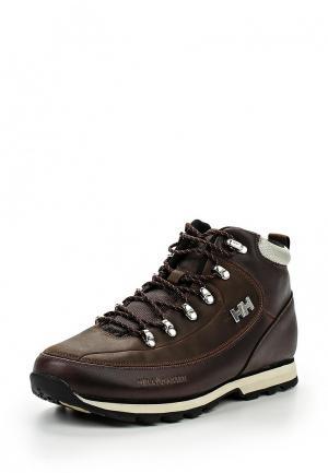 Ботинки Helly Hansen THE FORESTER. Цвет: коричневый