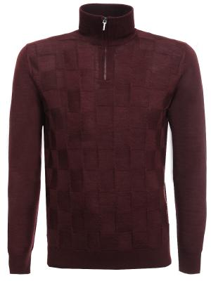 Шерстяной свитер на молнии DALMINE