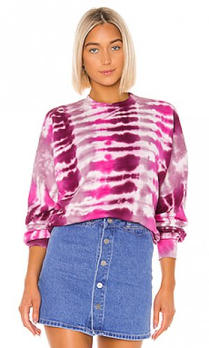 Пуловер Lovers + Friends. Цвет: фиолетовый
