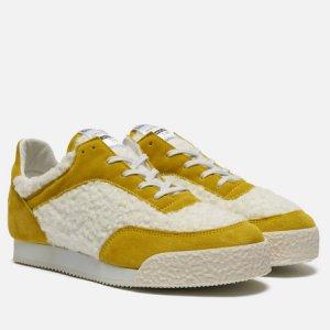 Кроссовки x Spalwart Pitch Comme des Garcons SHIRT. Цвет: жёлтый