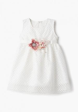 Платье MiLi. Цвет: белый