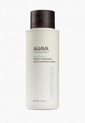 Бальзам для волос Ahava Deadsea Water, 400 мл. Цвет: прозрачный