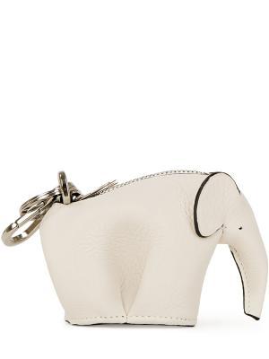 Кожаная ключница Elephant LOEWE