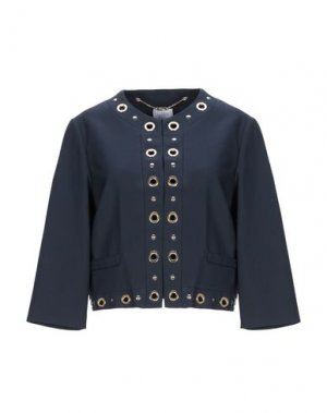 Пиджак CLIPS MORE. Цвет: темно-синий