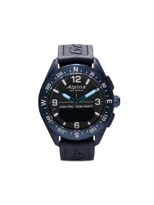 Наручные часы AlpinerX Smartwatch 45 мм Alpina. Цвет: blue