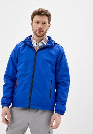 Куртка Taygerr. Цвет: синий