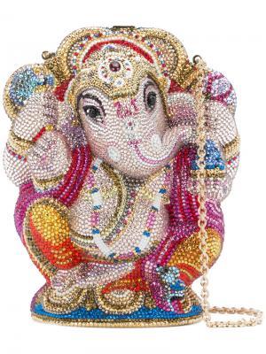 Сумка Shri Ganesh Judith Leiber Couture. Цвет: многоцветный