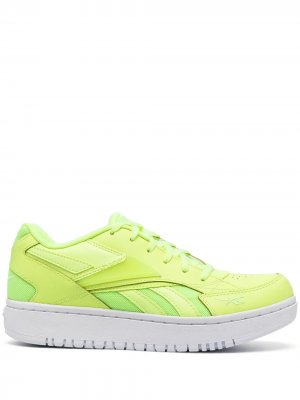 Court Double Mix sneakers Reebok. Цвет: желтый
