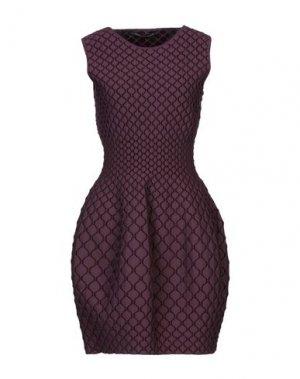 Короткое платье ANTONINO VALENTI. Цвет: розовато-лиловый