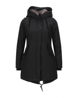 Пальто CANADIAN. Цвет: черный
