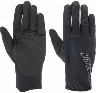 Перчатки Urilio, размер 8 Ziener. Цвет: черный