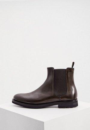 Ботинки Fabi. Цвет: коричневый