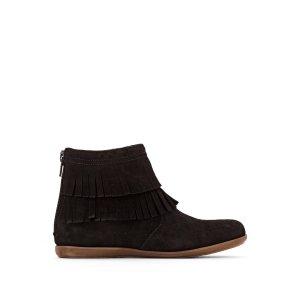 Ботинки La Redoute. Цвет: черный