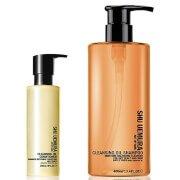 Шампунь для сухой кожи головы (400 мл) и кондиционер (250 Shu Uemura Art of Hair Cleansing