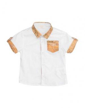 Pубашка ALVIERO MARTINI 1a CLASSE. Цвет: белый