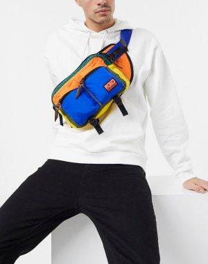 Сумка-кошелек на пояс с логотипом -Мульти Polo Ralph Lauren