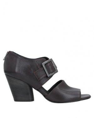 Ботинки ENTOURAGE. Цвет: темно-коричневый
