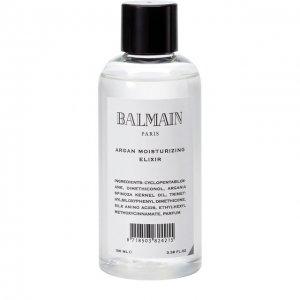 Увлажняющий эликсир для волос с аргановым маслом Balmain Hair Couture. Цвет: бесцветный
