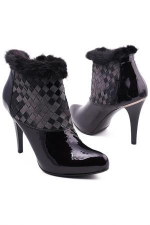 Ботинки Giorgio Piergentili. Цвет: черный