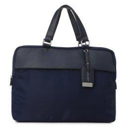 Портфель A3371-1W темно-синий ABRICOT