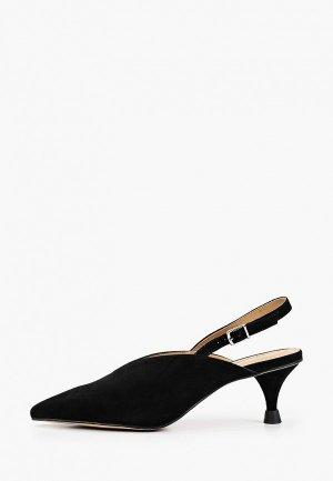 Туфли Corso Como. Цвет: черный