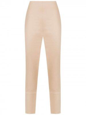 Gloria skinny pants Coelho. Цвет: нейтральные цвета