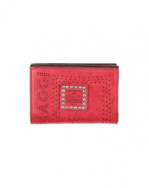 Бумажник CAMPOMAGGI. Цвет: красный