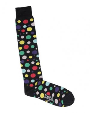 Носки и колготки FEFĒ. Цвет: черный