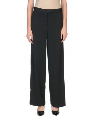 Повседневные брюки FRANCESCA PICCINI. Цвет: черный