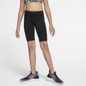 Велошорты для тренинга девочек школьного возраста Trophy Nike