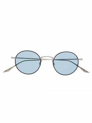 Солнцезащитные очки Savant Barton Perreira. Цвет: черный