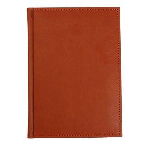 Ежедневник датированный а5 на 2022 год, 168 листов, обложка искусственная кожа vivella, светло-коричневый Calligrata