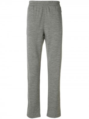 Спортивные брюки TECHMERINO™ Z Zegna. Цвет: серый