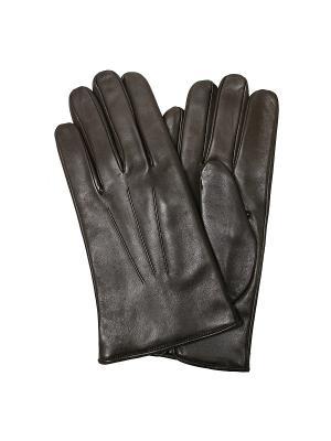 Перчатки Edmins. Цвет: коричневый