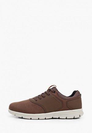 Ботинки Outventure Turin 2. Цвет: коричневый